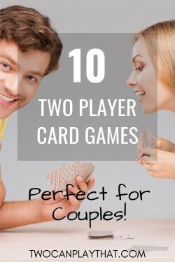 Two Player Card Games Two Can Play That