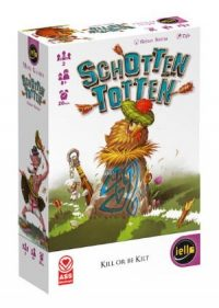 Schotten Totten - a great board game for two players